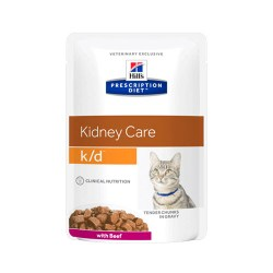 Hills-Prescription-Diet-Feline-K-D-ar-liellopu-85g